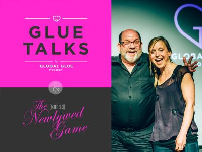 : Glue Talk with Dr. Stan Tatkin and Not-So-Newlywed Game