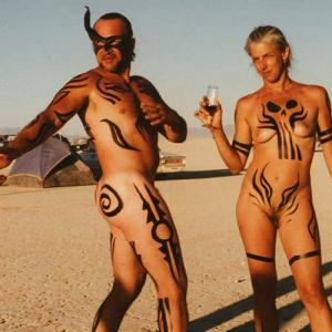 Crimson & Will: Burning Man The Early Years